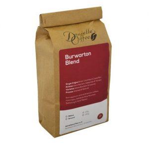Burwarton blend coffee