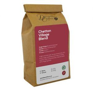 Chetton Village blend coffee