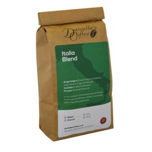 Italia Blend coffee