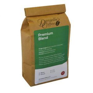 Premium blend coffee