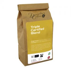 triple certified blend